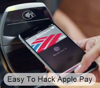 Easy To Hack Apple Pay Revealed By Hackers