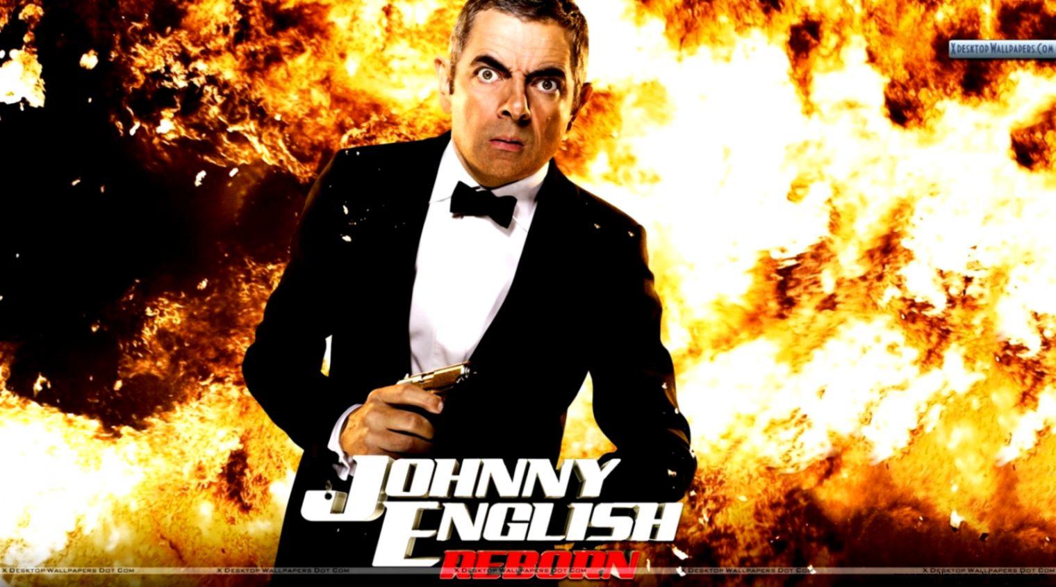 Johnny English Reborn Rowan Atkinson Wallpapers  View Wallpapers