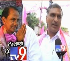 People happy with KCR's performance, hence flock to rally – Harish Rao