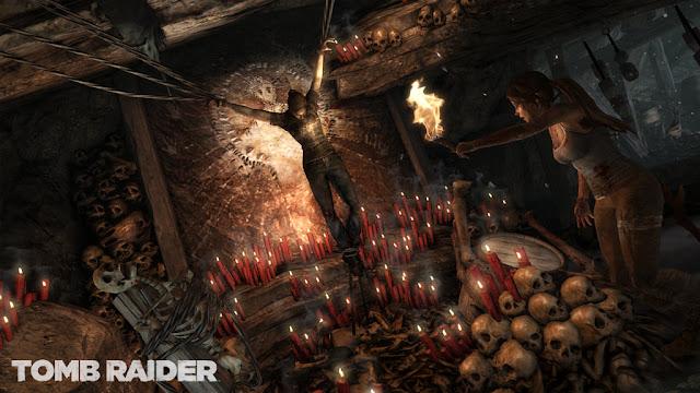 Tomb Raider 2013 recensione videogioco: Lara Croft reborn