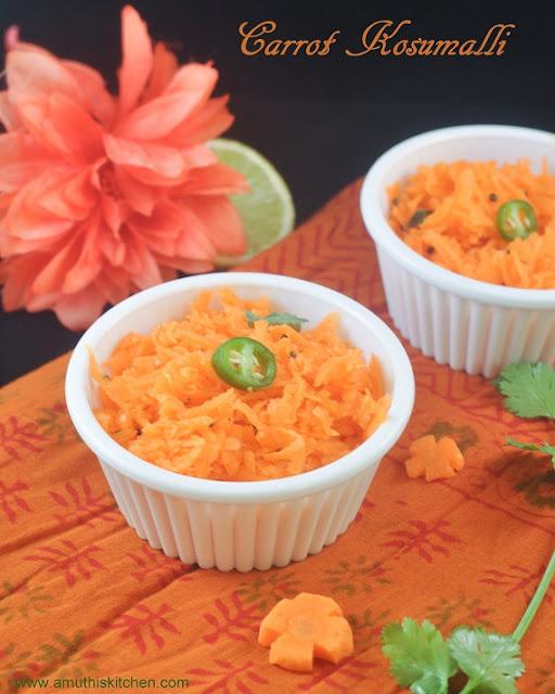Carrot Kosumalli