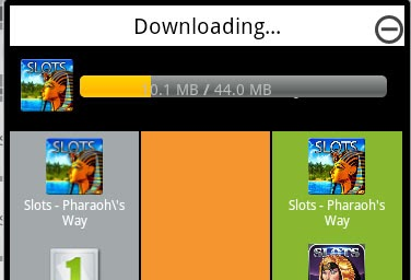 Slots Pharaohs Way Downloading
