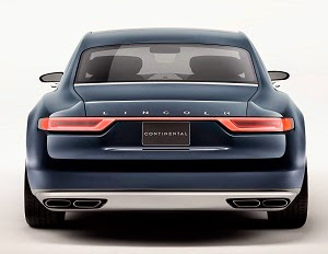 The Lincoln Continental Concept