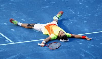 Fernando Verdasco eliminó a Nadal del Masters 1000 de Madrid