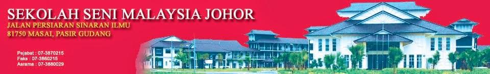 Sekolah Seni Johor Bahru, Johor  the first Malaysian Art School