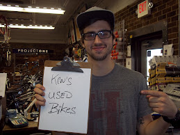 Click on the photo to view Ken's Used Bikes!