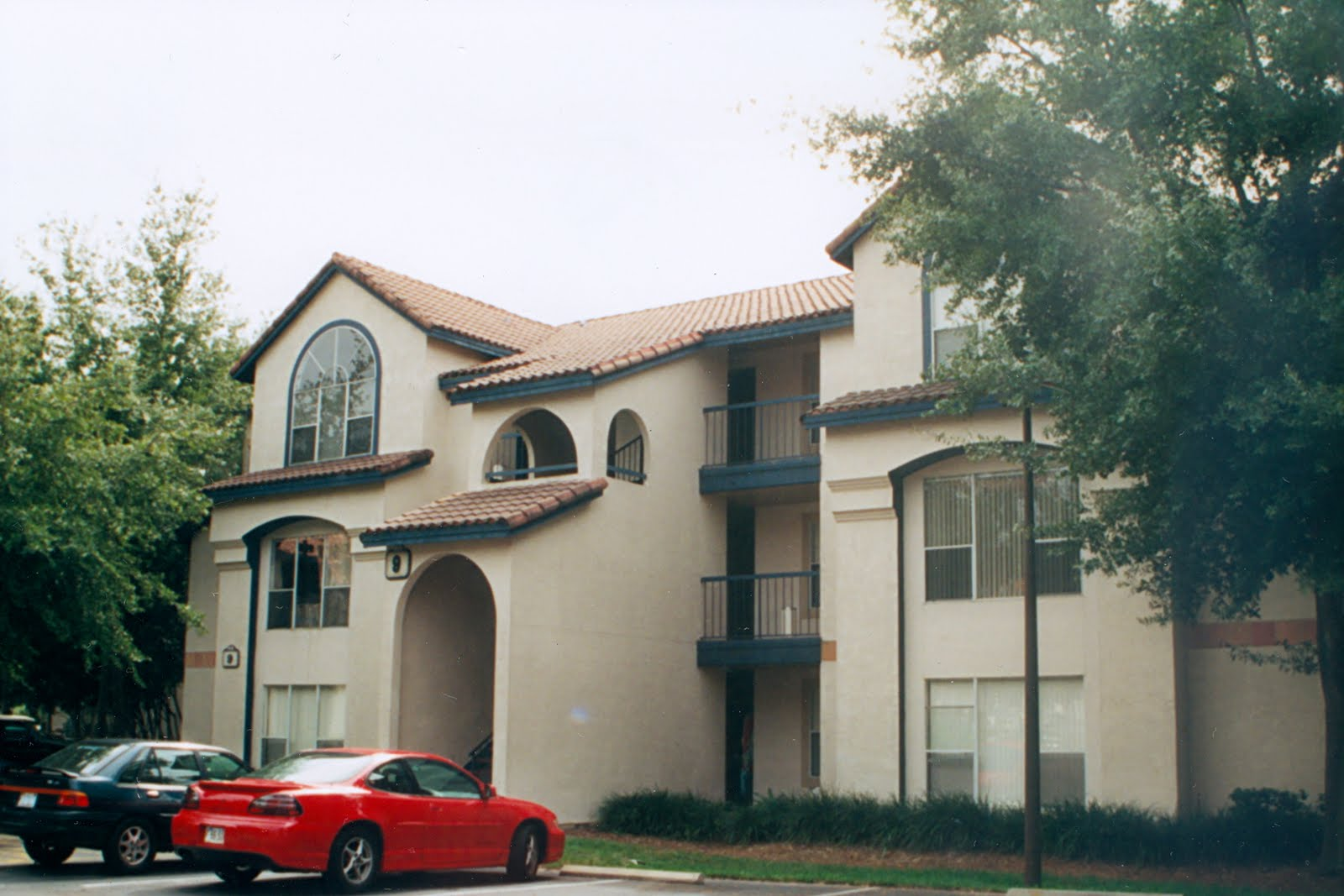Nice Apartment Complex an introduction to disney housing (and housing myths debunked