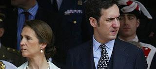 Infanta Elena de Borbón, Jaime de Marichalar