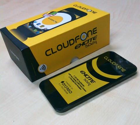 Cloudfone excite 502q ph price