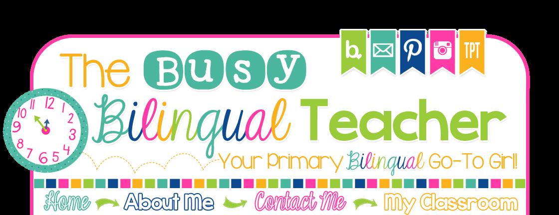 The Busy Bilingual Teacher