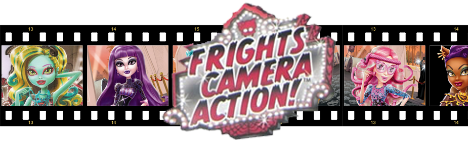 Frights, camara action!
