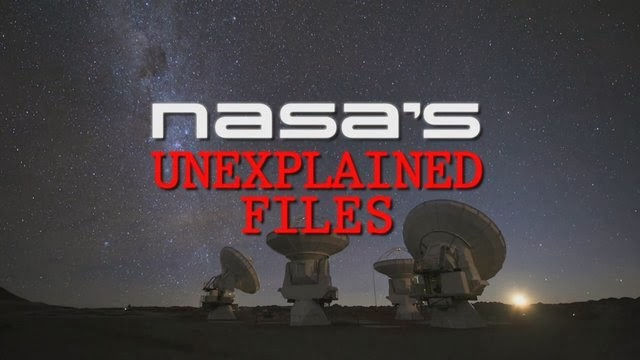The Unexplained NASA Files - Paranormal Documentary