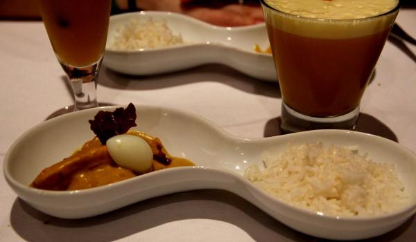 ají de pollo, comida peruana, tampu
