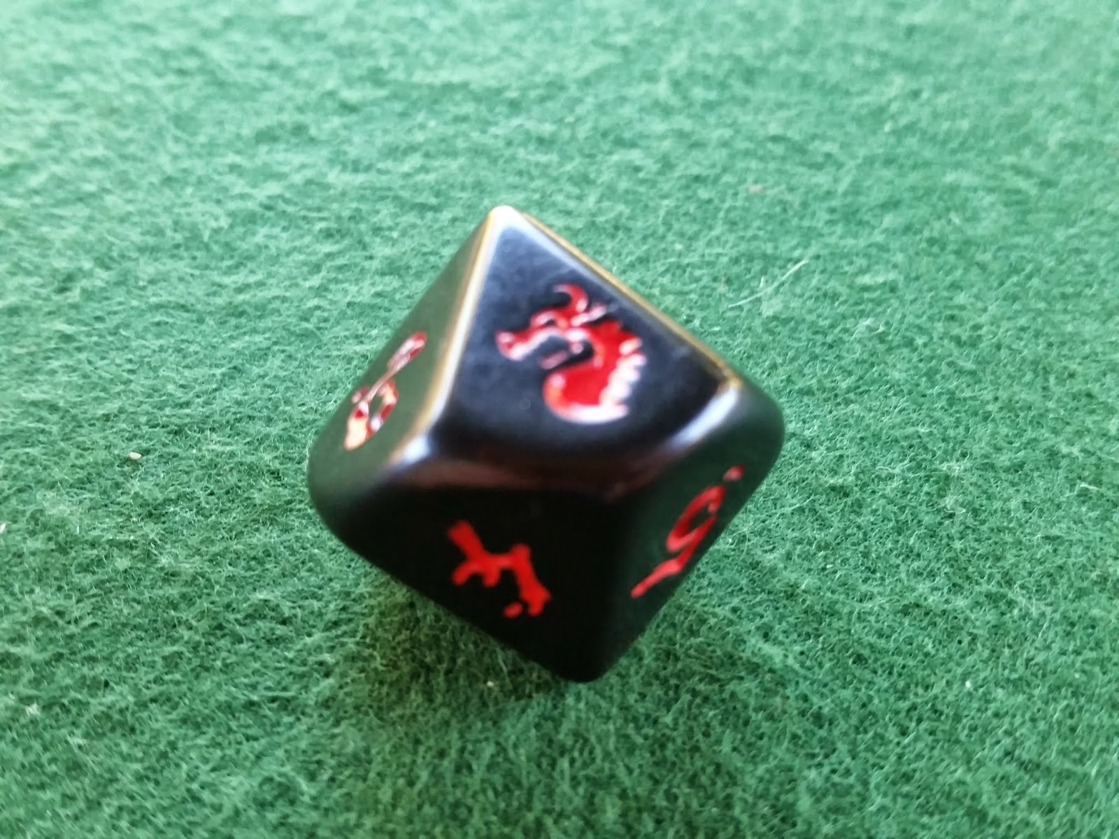 Dungeon Roll 10-Sided Die