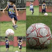 Lompatan ala Ronaldo