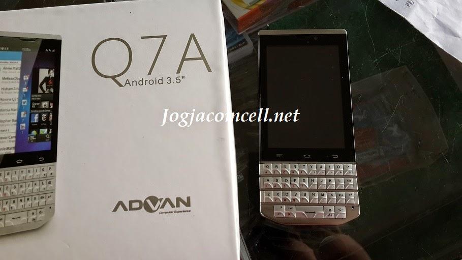 Advan Q7A Qwerty Keypad