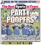 Yanks, Mets, share miserable back page