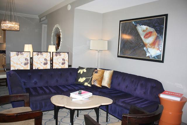 Cosmopolitan Hotel Las Vegas Suite