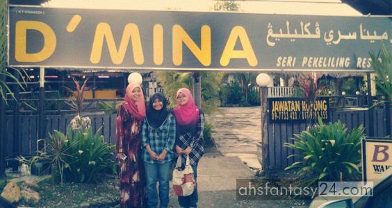 Chim Chum di Rostoren D' Mina | Kelantan
