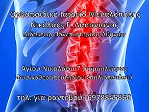 ΝΙΚΟΛΑΟΣ  ΛΑΣΑΝΙΑΝΟΣ