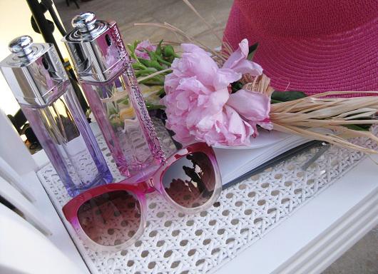 Thanh ly Coco Mademoiselle dior mini 578 2 chai nc hoa dior mini