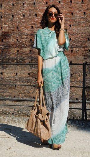 Schöne Sommerkleider 2015