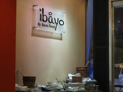 Dirty Dishes in Ibayo by Barrio Fiesta