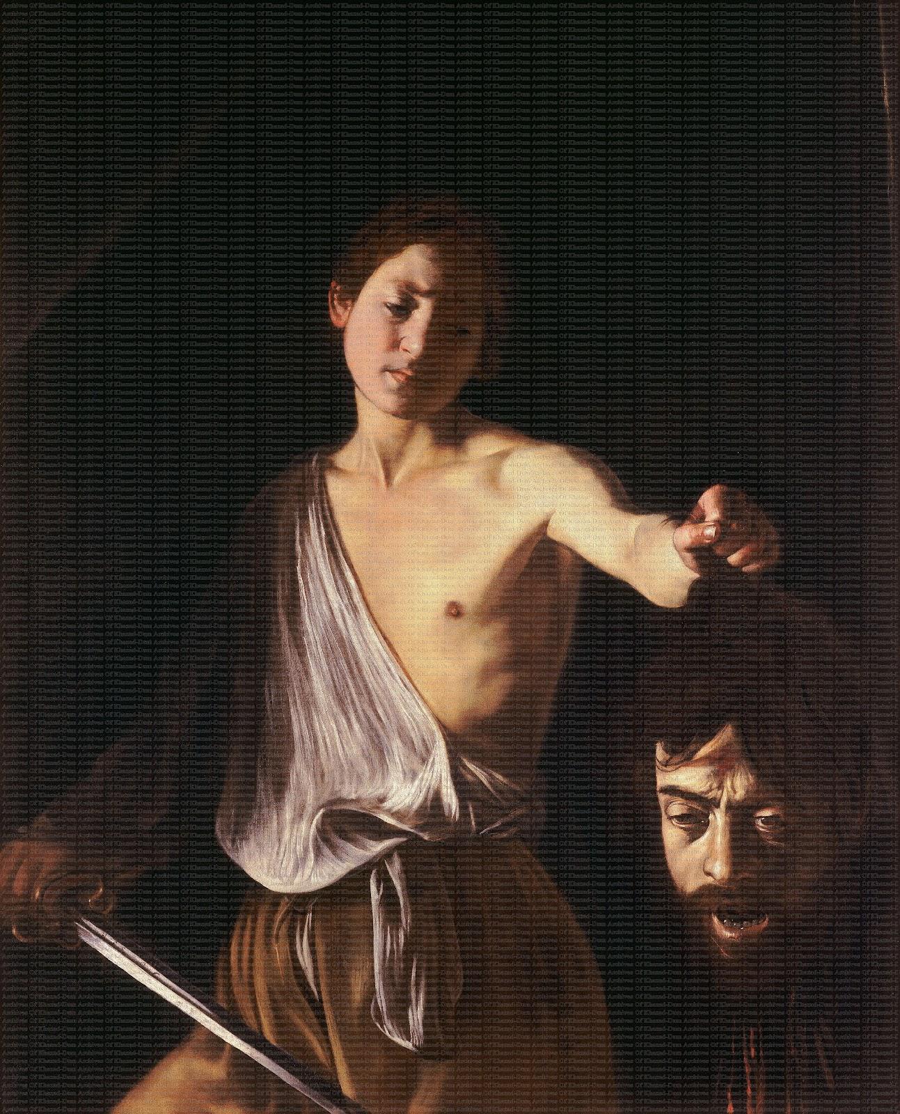 Caravaggio S Last Painting