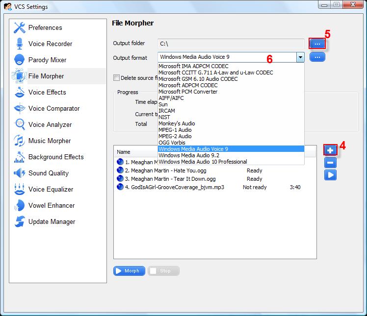 av voice changer software 8.0 diamond full version free