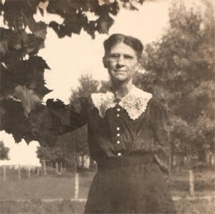 My Great-Grandmother Finis Swain Leach