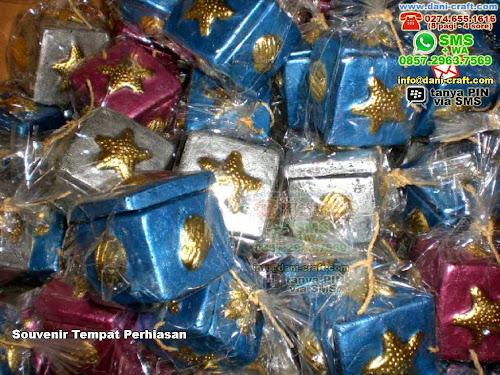 Souvenir Tempat Perhiasan Clay Jogja