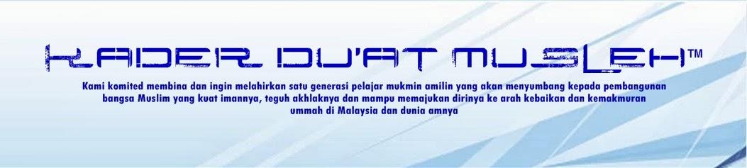 Kader Du'at Musleh™