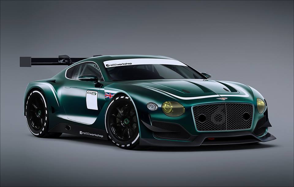 Bentley Planning Something Special For Their Centenary