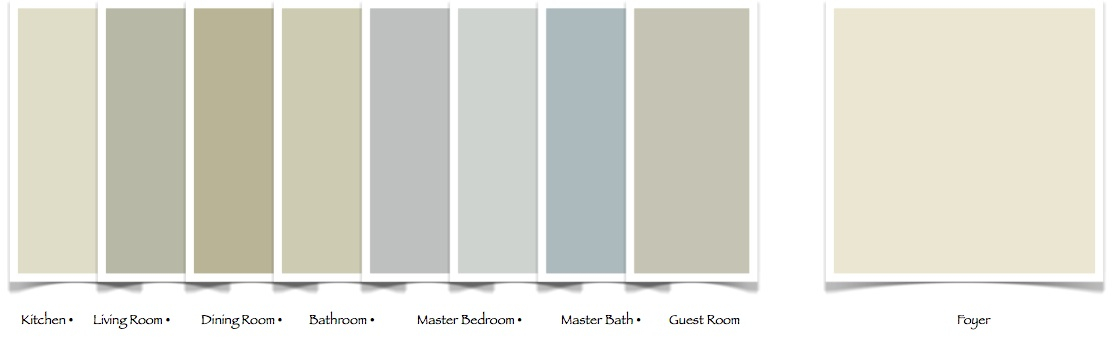 this is a graphic of a typical trending color scheme that is popular here in south charlotte can you see the similarity to wythe blue here - Trending Living Room Colors