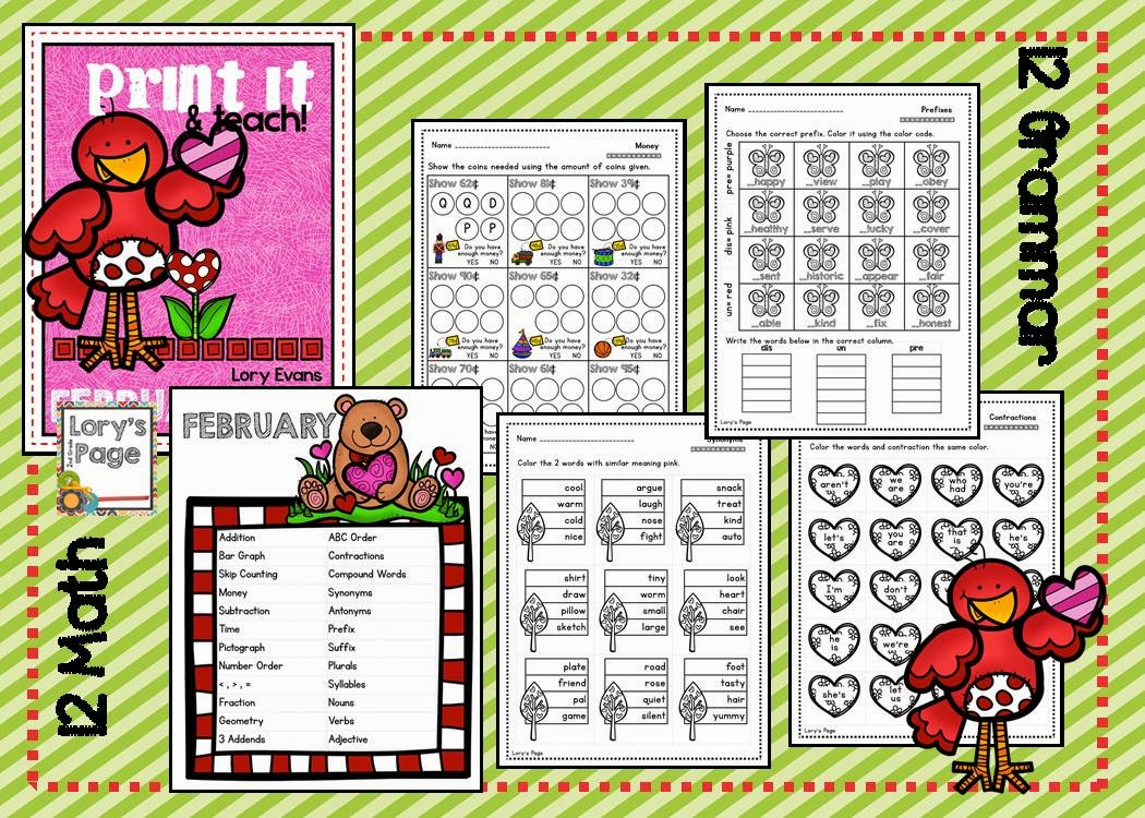 https://www.teacherspayteachers.com/Product/PRINT-it-Teach-FEBRUARY-1090475