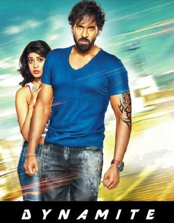 Poster Of Free Download Dynamite 2015 300MB Full Movie Hindi Dubbed 720P Bluray HD HEVC Small Size Pc Movie Only At pueblosabandonados.com