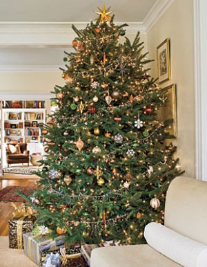 you get your christmas tree color theme for this year if in doubt again just look at this decorated christmas tree images and decide for yourself how - Christmas Tree Color Themes