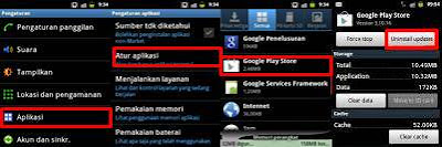 Tips Cara Mengatasi Download Error Di Google Play Store