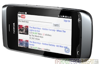 Harga Nokia Asha 308 Spesifikasi Hp 2012