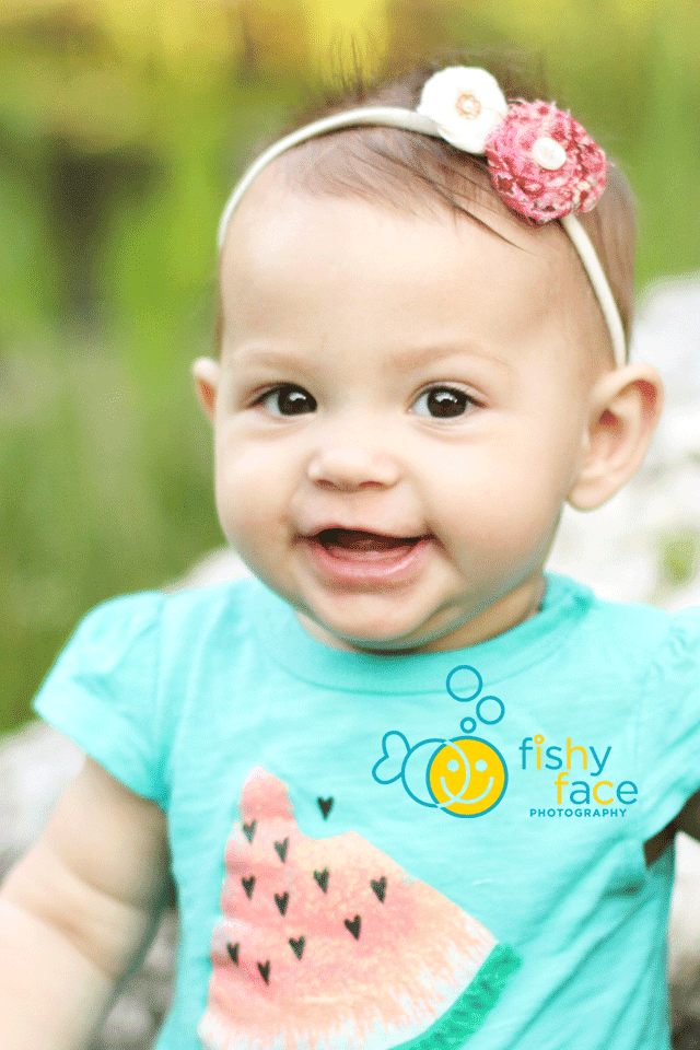 7 Month Old Baby Your baby is 7 months old! As baby's prepping herself for crawling, you've got to get your home ready. We know you probably baby-proofed when baby first came home, but having a crawler changes everything.