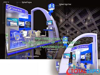 Kontraktor Pameran: Design Stand Pameran dan Design Booth Pameran