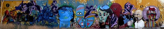 street art in santiago de chile barrio patronato and bellavista arte callejero