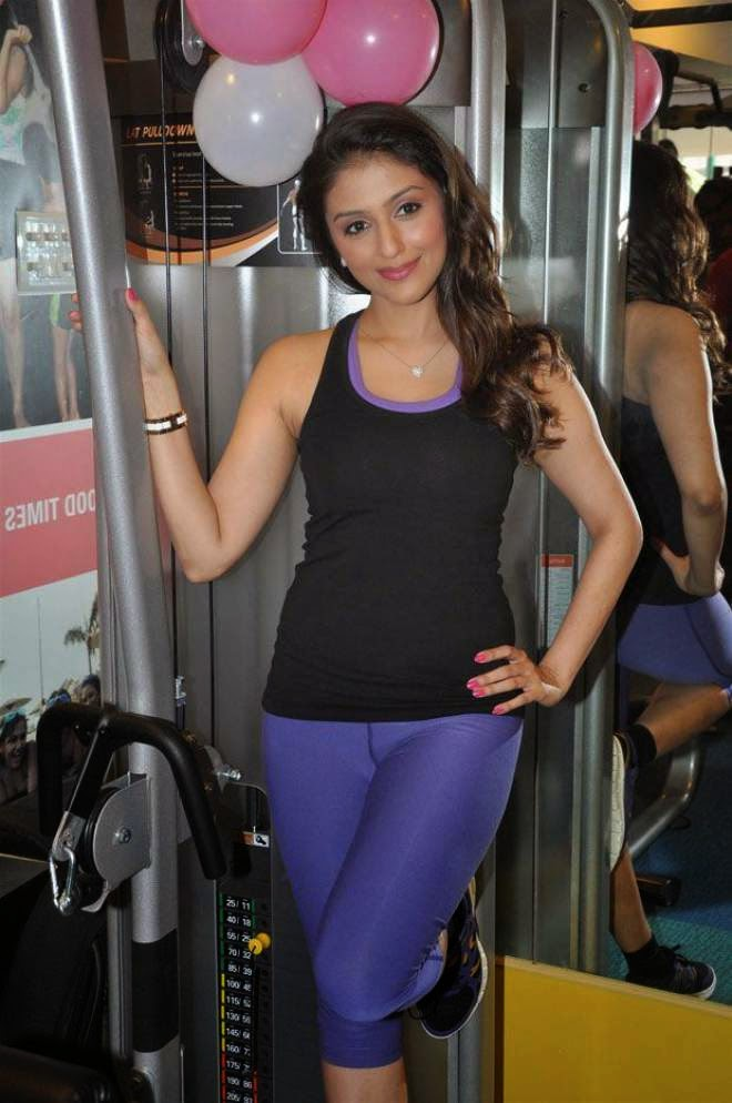 aarti chabria gym pics
