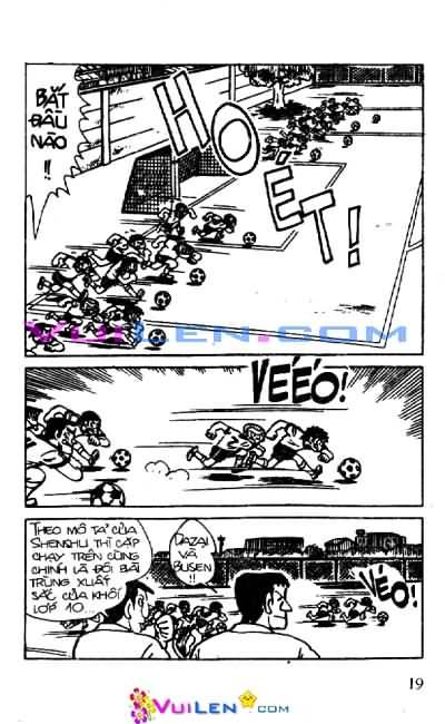 Jindodinho - Đường Dẫn Đến Khung Thành III  Tập 4 page 19 Congtruyen24h