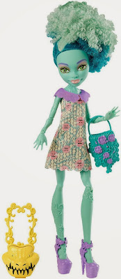 JUGUETES - MONSTER HIGH : Gore-Geous Accessories Honey Swamp | Muñeca - Doll Toys | Producto Oficial 2015 | Mattel CKD10 | A partir de 6 años  Comprar Amazon.es | Buy Amazon.com