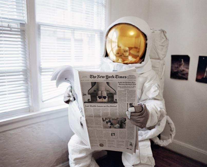 ©Neil Dacosta. Astronaut Suicides. Fotografía | Photography