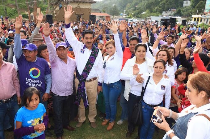 REGULARIZAR COLONIAS DE SAN CRISTÓBAL UNA PRIORIDAD DE MOVER A CHIAPAS