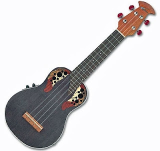 ovation ukulele