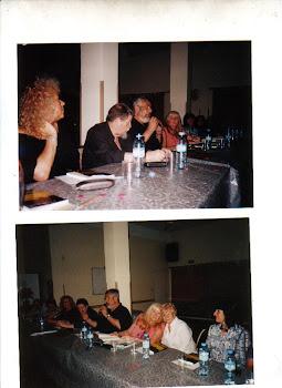 Prensentacion del libro Tierra de Escritores Diciembre 2010