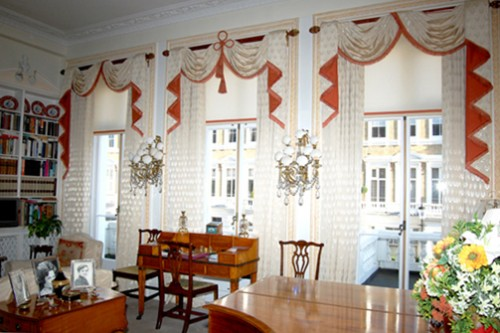 Living Room Curtain Design Ideas | Dream House Experience